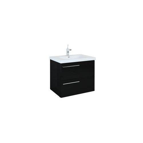 ELITA szafka podumywalkowa Marsylia 70 black 165790