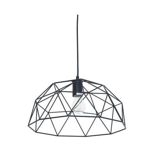 Lampa wisząca WIREFRAME czarna E27 INSPIRE