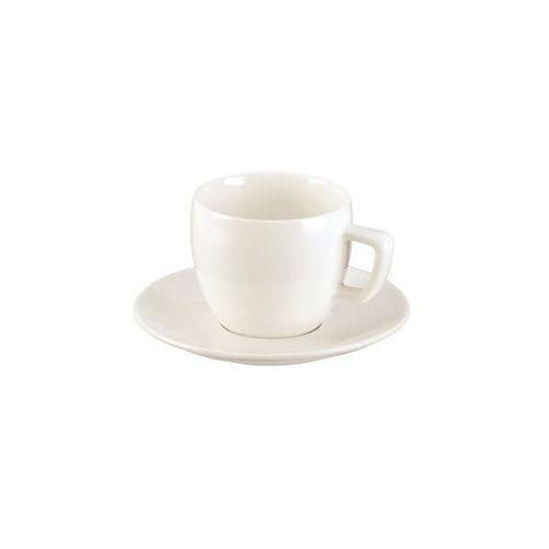Tescoma filiżanka do cappuccino crema 0.2 l z talerzykiem