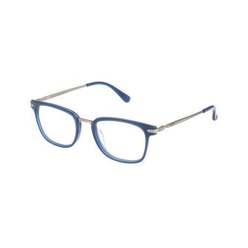Okulary korekcyjne  vl4043n 03gr marki Lozza