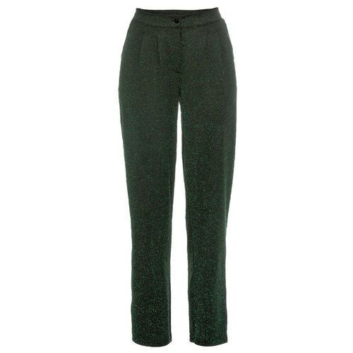 Shirt + t-shirt + spodnie dresowe (3 części) bonprix niebiesko-ciemnoniebieski, kolor zielony