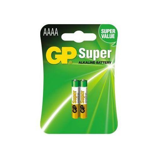 GP AAAA / LR61 / 25A / LR8D425 / MN2500 / MX2500 / E96 LR61 / AAAA 1.5V 2 sztuki