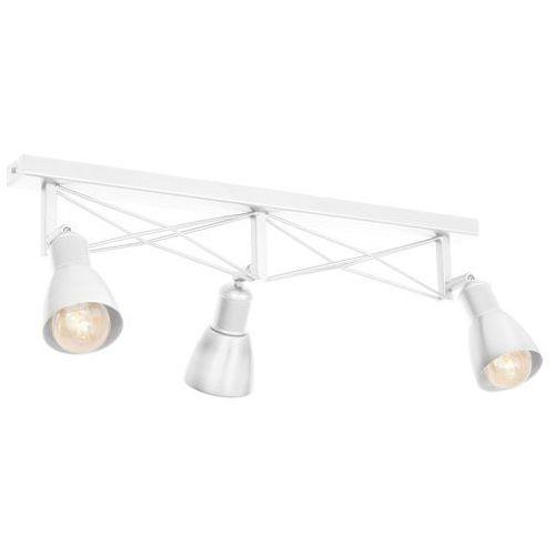 Luminex Gordon 1417 plafon lampa sufitowa 3x60W E27 biały (5907565914177)