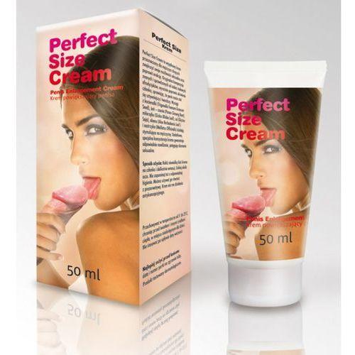 Perfect Size Cream - WIELKI penis - produkt z kategorii- Powiększanie penisa