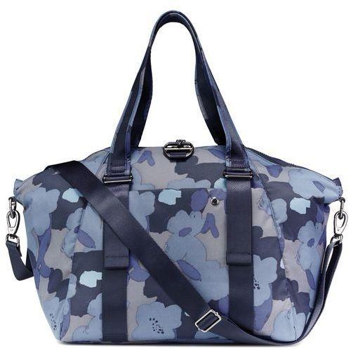 Pacsafe Citysafe CX Tote torba damska antykradzieżowa do ręki / na ramię / Blue Orchid - Blue Orchid