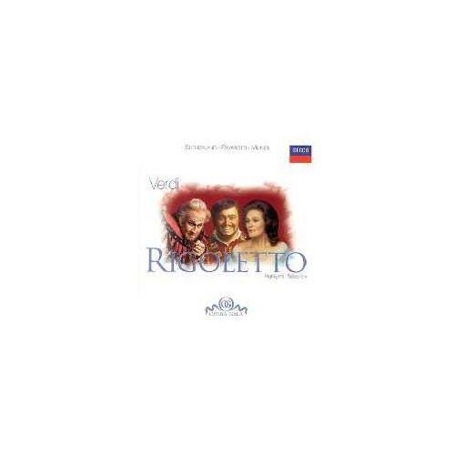 Rigoletto (highlights) marki Universal music / decca