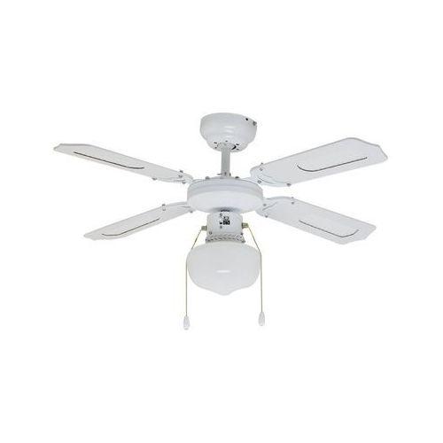 Lampowentylator BARBADE biały E27 INSPIRE (3276000106647)