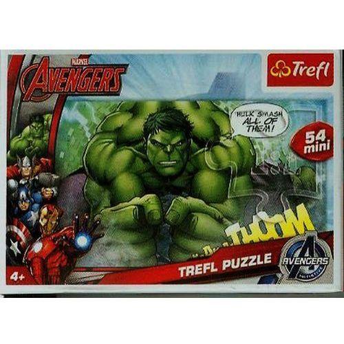 Trefl Puzzle 54 mini drużyna avengers 2