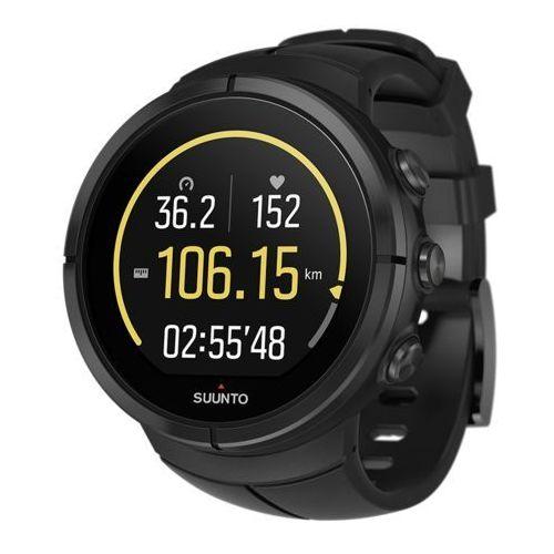 Suunto spartan ultra all black titan hr – zegarek multisportowy z gps (6417084202598)