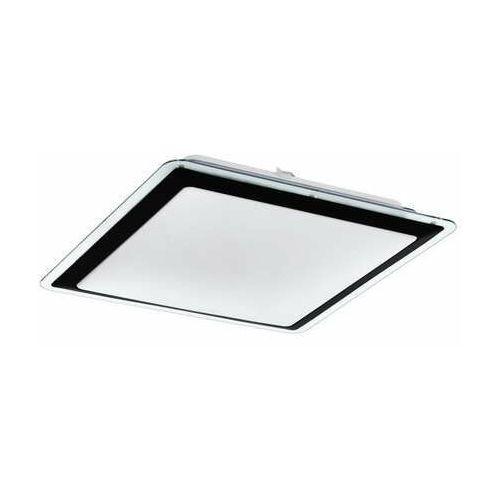 Eglo Competa 2 99405 kinkiet/plafon lampa ścienna/sufitowa 1x24W LED biały/czarny (9002759994051)