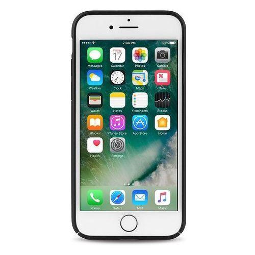 PURO Magnetic Cover - Etui iPhone 7 kompatybilne z uchwytem magnetycznym (czarny) (8033830191541)