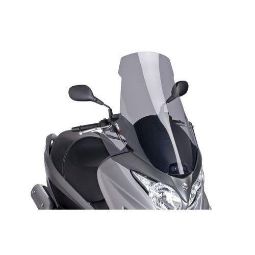 Szyba PUIG V-Tech do Suzuki Burgman 125/200 14-15 (lekko przyciemniana), kup u jednego z partnerów