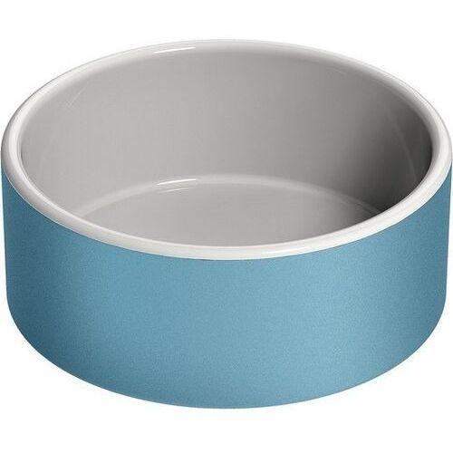 Magisso Miska na wodę dla zwierząt naturally cooling ceramics niebieska l (6430036081065)