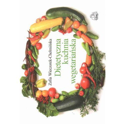 Dietetyczna kuchnia wegetariańska, oprawa miękka