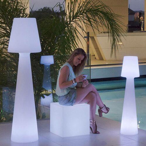 Lola-lampa podłogowa zewnętrzna wys.165cm marki New garden