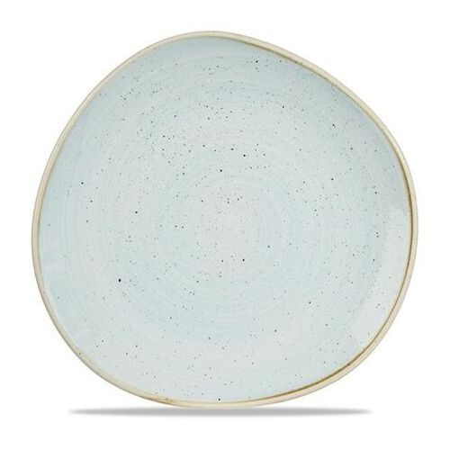 Churchill Talerz porcelanowy płytki duck egg blue śr. 26,4 cm