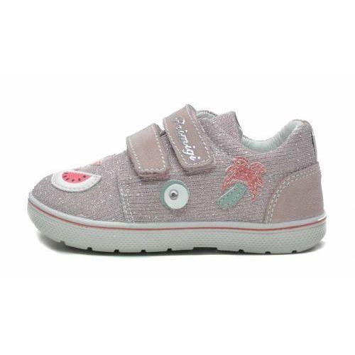 tenisówki dziewczęce 25 różowy marki Primigi