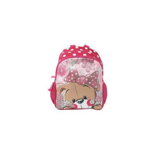 Eurocom Plecak dziecięcy street mały bear - mst toys (3850385004486)