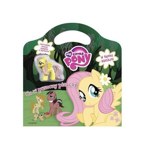 My Little Pony Co w puszczy piszczy - Jeśli zamówisz do 14:00, wyślemy tego samego dnia. Dostawa, już od 4,90 zł. (24 str.)