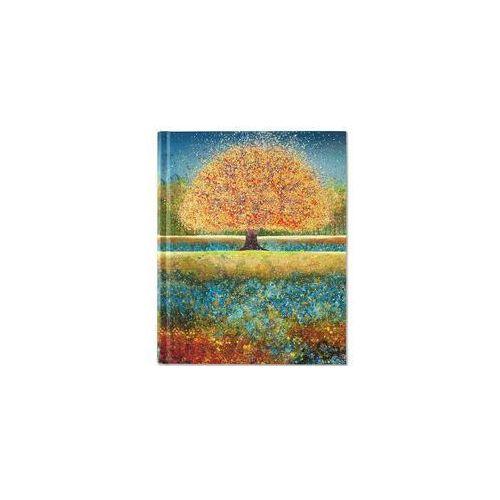 Peter pauper press Notatnik duży drzewo snów - darmowa dostawa kiosk ruchu (9781441324801)