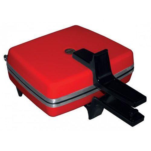 Gofrownica DEZAL 301.7 Czerwony, kolor czerwony