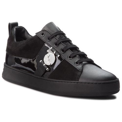 Sneakersy VERSACE COLLECTION - V900712 VM00379 V991N Nero/Nero/Nero/Fdo