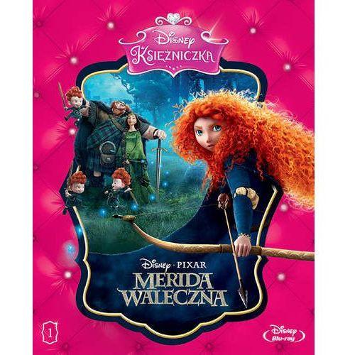 Disney Księżniczka. Merida Waleczna [Blu-ray] (7321917501699)