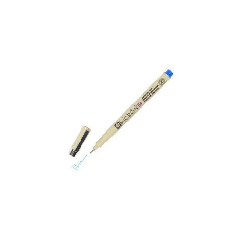 Sakura Pigma 04 Micron Cienkopis 36 Blue 0,4mm