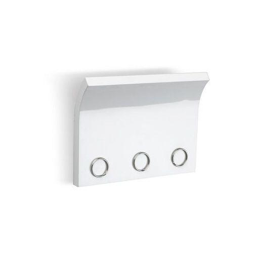 - panel na klucze - magnetter - biały - biały marki Umbra