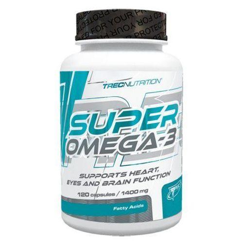 TREC KWASY SUPER OMEGA 3 120 CAP, 308E-23585