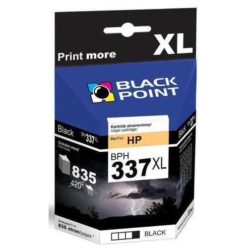 Tusz BLACK POINT BPH337 Zamiennik HP C9364, kolor czarny