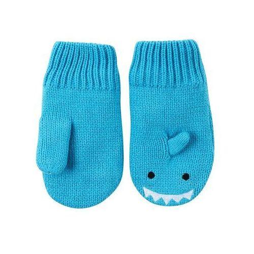 rękawiczki dziecięce rekin 12-24 marki Zoocchini
