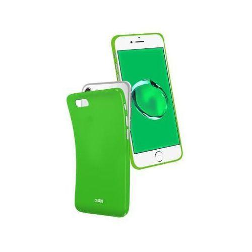 SBS Cool Cover TECOOLIP7G iPhone 7/6S/6 (zielony) - produkt w magazynie - szybka wysyłka!, kolor zielony