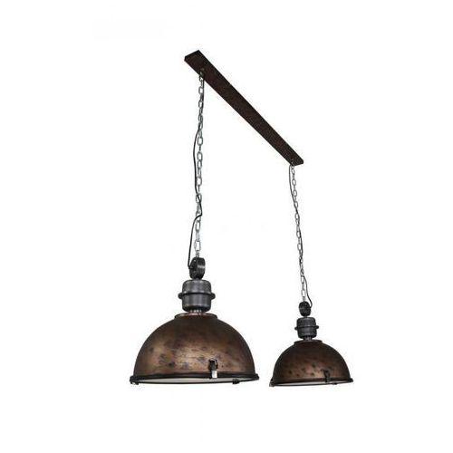 Steinhauer bikkel lampa wisząca brązowy, 2-punktowe - dworek - obszar wewnętrzny - bikkel - czas dostawy: od 10-14 dni roboczych (8712746123388)