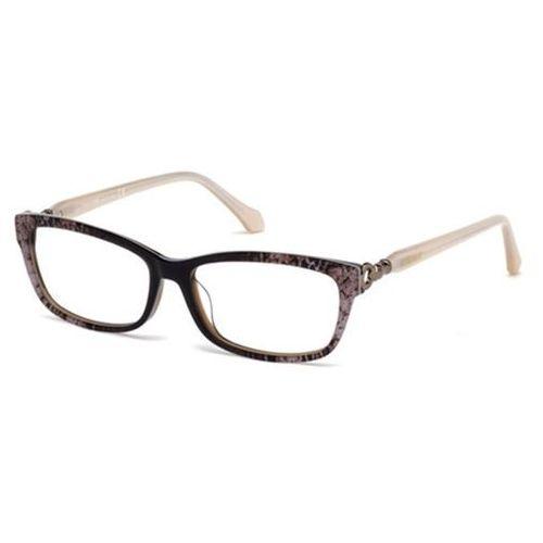 Roberto cavalli Okulary korekcyjne  rc 5012 aulla 050