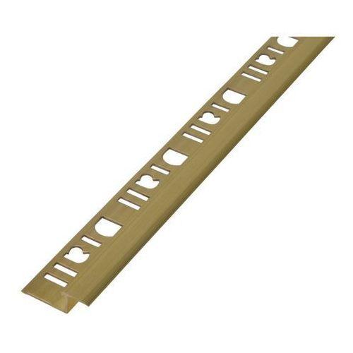 Diall Profil mosiężny typ z naturalny mosiądz 2,5 m (3663602912521)