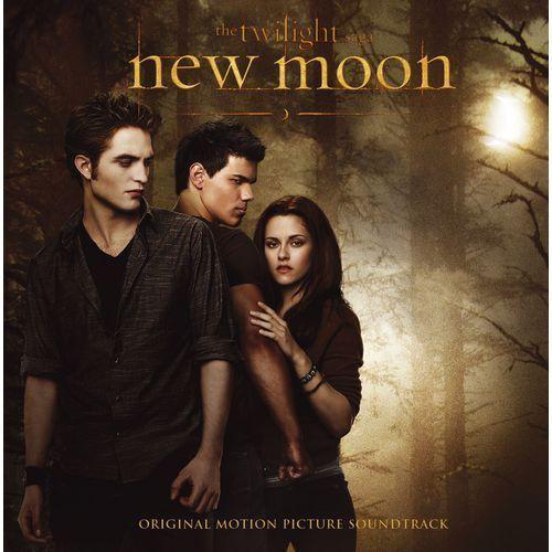 New Moon - The Twilight Saga (Księżyc w nowiu) (OST) - Różni Wykonawcy (Płyta CD) (0075678965692)