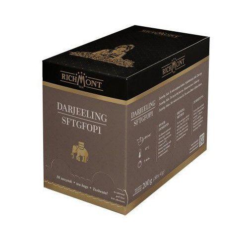 Herbata richmont darjeeling sftgfop1 1szt marki Sir william's
