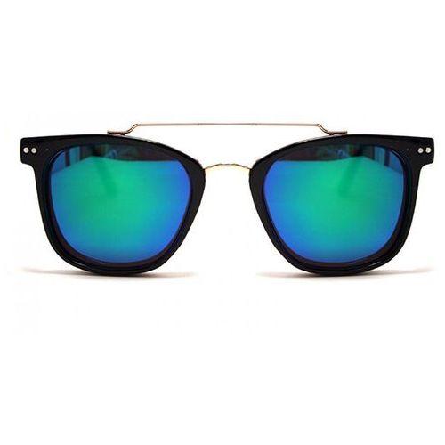 Okulary słoneczne mainstream 2 black/green mirror marki Spitfire