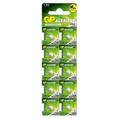 10 x bateria alkaliczna mini 177 / g4 / ag4 / lr626 marki Gp