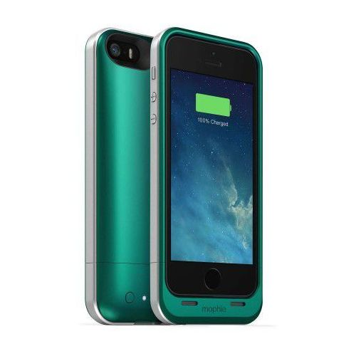 MOPHIE JUICE PACK AIR 1700MAH IPHONE 5S/SE GREEN (Futerał telefoniczny)