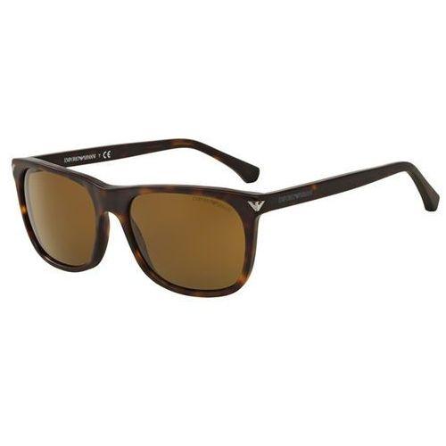 Emporio armani Okulary słoneczne ea4056f asian fit 508973