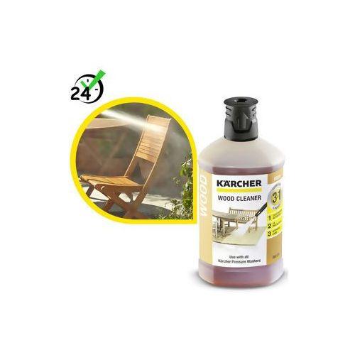 Środek czyszczący (1L) do drewna 3w1, Karcher ✔SKLEP SPECJALISTYCZNY ✔KARTA 0ZŁ ✔POBRANIE 0ZŁ ✔ZWROT 30DNI ✔RATY 0% ✔GWARANCJA D2D ✔LEASING ✔WEJDŹ I KUP NAJTANIEJ, 6.295-757.0