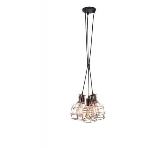 Azzardo Carron 3 lampa wisząca md50148-3 (5901238416609)