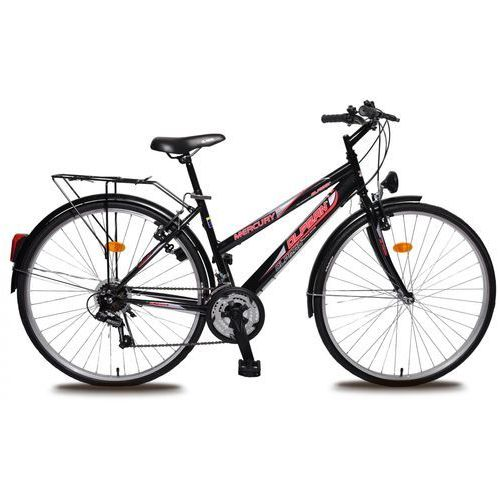 "Olpran Olpran damski rower crossowy Mercury 28"" W black"
