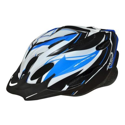 Axer sport Kask rowerowy axer bike voyager mat blue (rozmiar l)