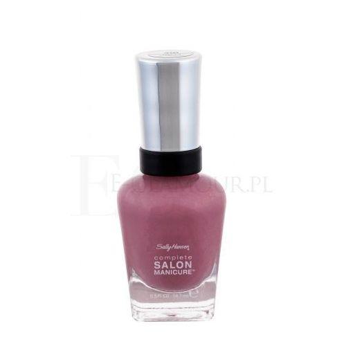 Sally Hansen Complete Salon Manicure lakier do paznokci 14,7 ml dla kobiet 374 Mauve Along