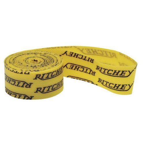Ritchey pro snap on opaska na obręcz 700c 2 sztuk żółty 17 mm 2018 taśmy na felgi