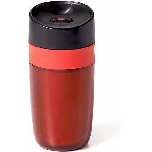 Kubek termiczny Good Grips czerwony, kolor czerwony