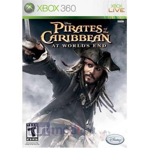 Pirates of the Caribbean At Worlds End (Xbox 360)